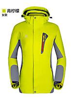 Women's Jacket Camping & Hiking / Hunting / Fishing Waterproof / Windproof / Thermal / Warm Spring / Autumn