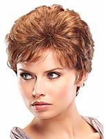 Europa e gli Stati Uniti ad alta temperatura parrucca di modo di seta sintetica dei capelli di alta qualità di modo di alta qualità