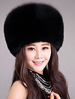 Women Faux Fur Accessory , Belt Not Included Winter Warm Thickening Fur Hat