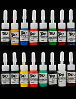 Tattoo Ink 20* 5ml 20 Color Pigment for Tattooing