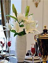 The Sitting Room Decoration Lily PU Lilies Artificial Flowers