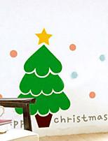 Navidad / De moda Pegatinas de pared Calcomanías de Aviones para Pared , PVC 97*168cm