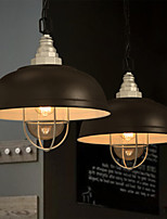 MaiShang Mini Style/Bulb Included Pendant Lights , Vintage/Traditional/Classic/Bowl Living Room/Dining Room