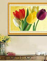 tulp nieuwste diamant steek decoratief schilderen het restaurant woonkamer vol diamanten volledige dekking
