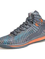 Scarpe Basketball Da uomo PU Blu / Bianco / Arancione