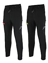 Arsuxeo Men's Cycling Pants / Bike Fleece Warm Winter Thermal Bicycle Bottom