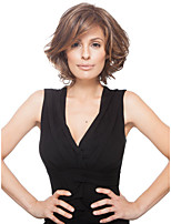 Extensions Women Lady's Lovely Style Syntheic  Wigs Of Brown