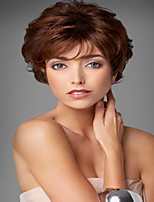High Quality  European Lady Women Wave  Wig  Best Price Of Syntheic  Wigs