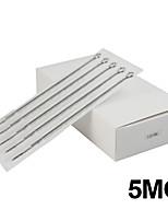 ITATOO® 25pcs 1205MG Platinum Sterilized Stainless Steel Tattoo Needles