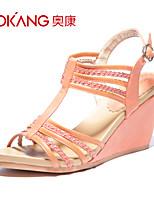 Aokang® Women's Leatherette Sandals - 132823286