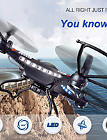 JJRC H8C 4CH 6 axis 2.4G Black Drones with 2.0MP Camera