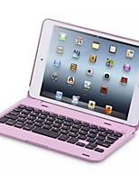 Bluetooth клавиатура с чехол для Ipad мини 4 (разные цвета)