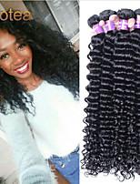 3Pcs/Lot Unprocessed Protea Hair Products Peruvian Virgin Hair Deep Wave 100% Peruvian Hair Deep Wave