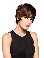 Style Syntheic  Wigs Of Mixtire Color  Extensions Women Lady's Lovely