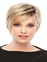 Elegant Syntheic Wig Top Quality  European Lady Women  Blonde Wave  Wigs