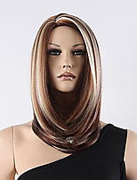 New Arrival Pleochroic  Color Synthetic Wigs Hot Sale Europe and America