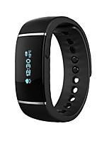 Bracelet d'Activité Etanche / Fonction réveille / Calories brulées / Pédomètres Bluetooth 4.0 iOS / Android Anglais