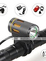 4 Mode 1200 Lumens Headlamp AAA Waterproof  LED Cree XM-L2