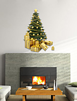 3D Wall Stickers Wall Decals, The Christmas Tree Decor Mural PVC Wall Stickers