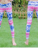 Iyoga ® Yoga Pants Antistatic / Limits Bacteria / Soft / Wicking Stretchy Sports Wear Yoga Women's