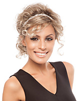 New Arrival Blonde Color Of Charming Style Wig Syntheic Wigs Extensions