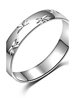 Korea Style  925 Sterling Silver Ring For Couples