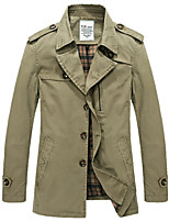 Men's cotton jacket water jacket outdoor leisure sports spring and Autumn