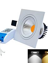 Lampes Encastrées Gradable Blanc Chaud / Blanc Froid jiawen 1 pièce 3W 1 LED Intégrée 0~300LM LM AC 85-265 V