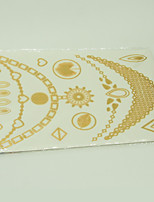 10/PCS Hot Sale Color-Changing Tattoo Handsome Multi-Style Temporary Tattoo For Fashion WST-230