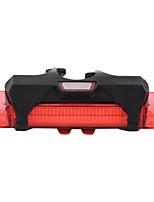 Eclairage de Velo , Eclairage ARRIERE de Vélo / Eclairage sécurité vélo / Ecarteur de danger / Ampoules LED - 6 Mode 100 LumensEtanche /