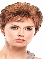Hot Selling High Quality  European Lady Women  Elegant  Syntheic  Wave Wigs