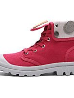 Women's Shoes Canvas Flat HeelSnow Boots / Roller Skate Shoes / Riding Boots / Fashion Boots / Motorcycle Boots / Bootie