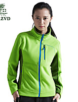 Women's Tops / Fleece Jackets Camping & Hiking / Hunting / Fishing / Leisure Sports / Cross-CountryWaterproof / Insulated / Wearable /