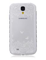 Schmetterling TPU Leder Material Flip-Karte für Samsung-Galaxie S3 / s3mini / S4 / s4mini / S5 / s5mini / S6 / s6edge / s6edge +