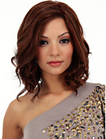 Classic Pixie Synthetic wigs Short Curly hair Mix Color wigs for women Natural wigs