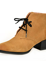 Women's Shoes  Low Heel Round Toe Boots More colors  available