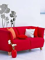 Florales / 3D Pegatinas de pared Adhesivos de Pared Espejo , PS 56*70cm