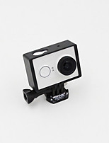 TELESIN  Lightweight Plastic Protective Border Frame Case for Xiaomi Xiaoyi Sport Action Camera