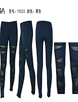 Iyoga ® Yoga Pants Antistatic / Limits Bacteria / Stretch / Soft / Wicking Stretchy Sports Wear Yoga Women's