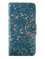 Назначение iPhone 8 iPhone 8 Plus iPhone 6 iPhone 6 Plus Чехлы панели Бумажник для карт Кошелек со стендом Флип С узором Чехол Кейс для