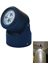 Jiawen 3W Spotlights led background wall lamp room ceiling (AC85-265V)