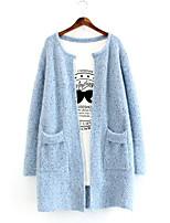Women's Fashion Casual Cashmere Cardigan Knit Sweater