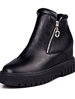 Women's Shoes Synthetic Snow Boots / Roller Skate Shoes / Fashion Boots / Motorcycle Boots / Bootie / Comfort