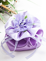 6 Piece/Set Favor Holder - Creative Satin Favor Bags Non-personalised