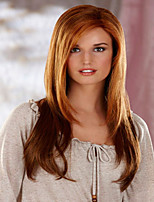 Hot Sale  Lady Women Wig Syntheic Wave Wigs Extensions Beautiful Color Is  Light Brown To European
