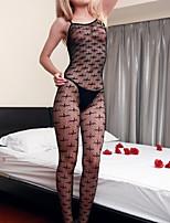 Vêtement de nuit Femme Jarretière / Ultra Sexy Polyester