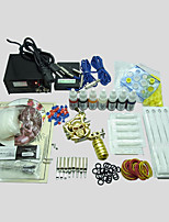 BaseKey Beginner Tattoo Kits K109 1 Gun Machine With Power Supply