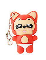 cartoon brinquedo modelo USB 2.0 Flash memory stick pen drive u disk16gb