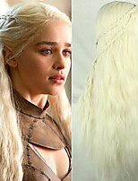Game Of Thrones The Song Of Ice And Fire Dany Liz, Gayle Ann Mother Of Dragons Synthetic Wigs.