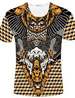 CliffWalker men  Digital printing  short sleeve T-shirtTYA - S9002